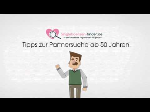 Partnersuche ab 50 - Singlebörsen für 50Plus Singles im Test