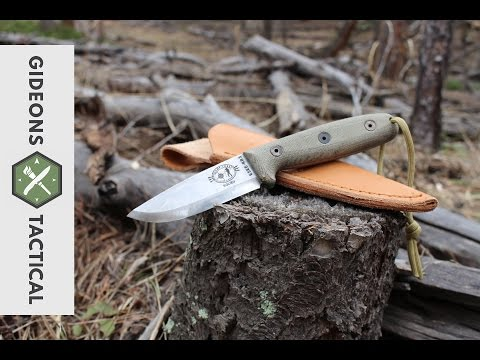 Esee Rb3 Scandi Knife: I Need An Rb4!