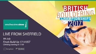 The BMC British Bouldering Championships 2017 - Finals by teamBMC