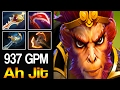 Ah Jit 7900 MMR Plays Monkey King with 937 GPM vol 5 - Dota 2