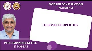 Mod3Lecture11Thermalproperties