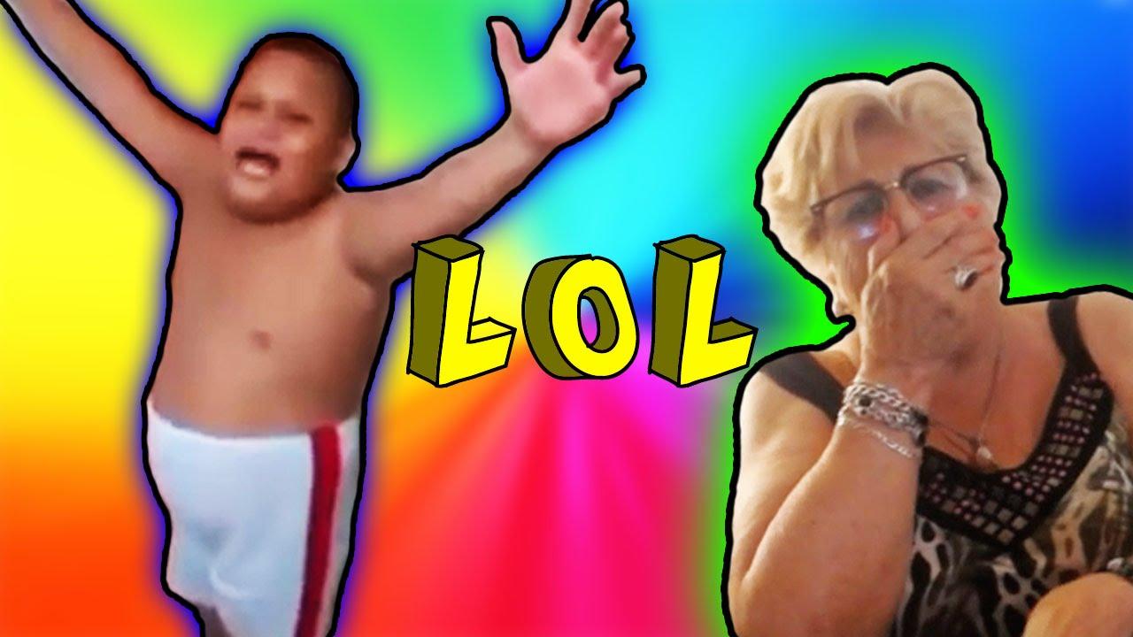 Mi ABUELA reaccionando a vídeos VIRALES xDDD – NexxuzHD