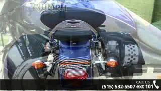 8. 2014 Triumph America LT  - Zylstra Harley-Davidson Ames - Ames, IA 50010
