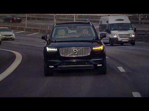 Έρχονται αυτοοδηγούμενα οχήματα και από τη Volvo! – economy
