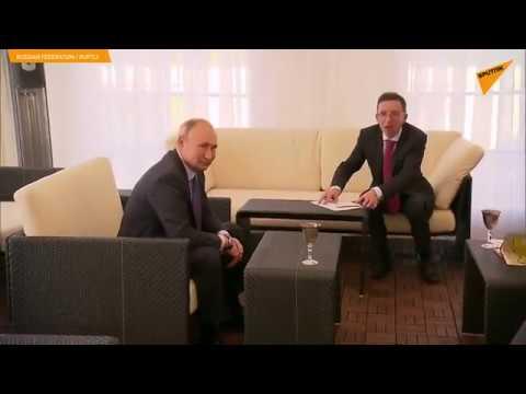 Video - Συνάντηση άνω των πέντε ωρών για Πούτιν Ερντογάν