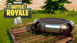 Fortnite gets a Battle Royale launch pad