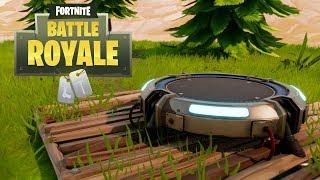 Fortnite gets a Battle Royale launch pad