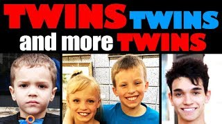 I react to Ninja Kids Twins & More Twins