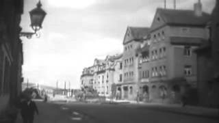 Bamberg Germany  City pictures : WW2 U.S. Army Attacks Bamberg, Germany, 4/15/1945 (full)