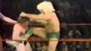 Televised NWA World's Heavyweight Championship Match