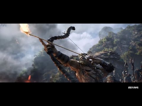 Asura Online Monkey King All Cinematic Trailers