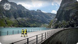 Download Video Switzerland: The Alpine Battery - DRONEWEEK - GE MP3 3GP MP4