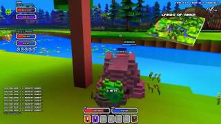 Cube World : How To Level Up Fast
