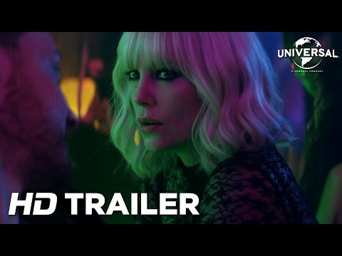 Atomic Blonde - Official International Trailer (Universal Pictures) HD