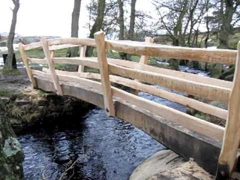 todays work new oak bridge