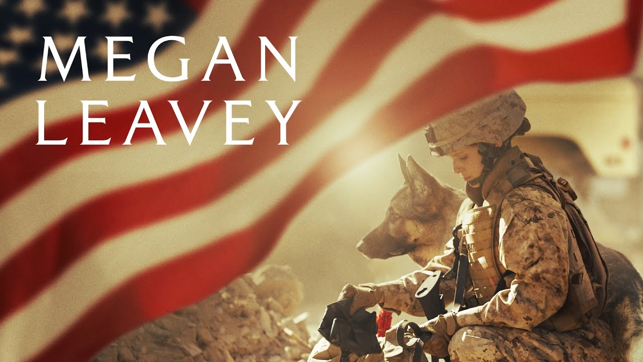 MEGAN LEAVEY Official Trailer