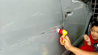 Do it yourself - body car repair dent & scratch