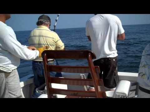 Red Snapper Fishing LA (Lower Alabama 2011)