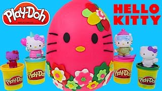 Time to open our new blind bag Hello Kitty Cubolotti toy cubes! Let me know how you liked our HUGE Play Doh Hot Pink Hello Kitty Surprise Egg and the toys ...