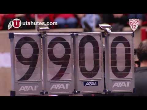 Utah Gymnastics Wins Season Opener