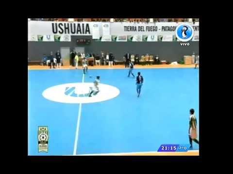 Ushuaia goleó a 28 de Noviembre en su debut por el Argentino Juvenil de Futsal