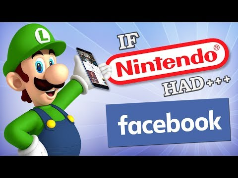 If Nintendo Had Facebook