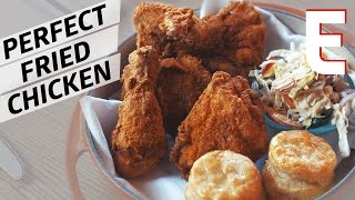 How The Dutch Makes The Fried Chicken and Biscuits of Your Dreams — Deconstructed by Eater