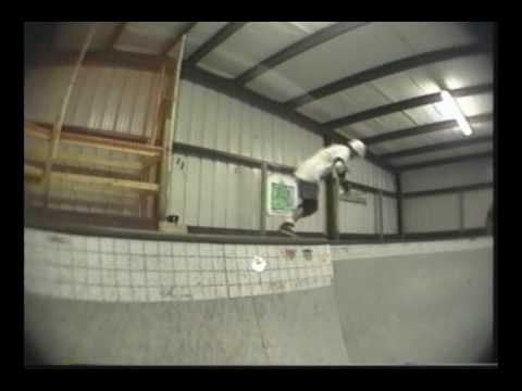 Charleston Hangar Skatepark Blockhead Skateboards Omar Hasan Chris Miller