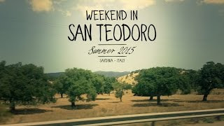 San Teodoro Italy  city pictures gallery : Weekend in San Teodoro, Sardinia, Italy - Summer 2015