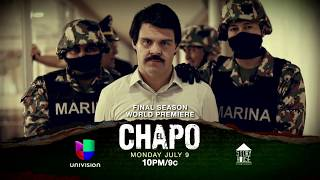 'El Chapo' Trailer: Final Season Returns to Univision July 9