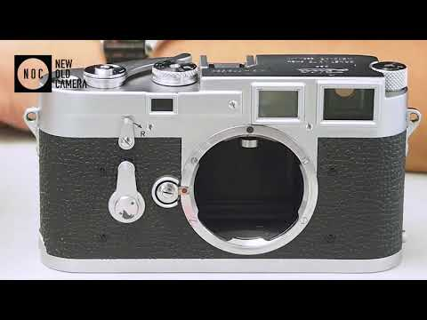 NOC-TECH - Leica M3 - Specifiche e Caratteristiche con Ryuichi Watanabe