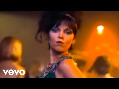 """love is a battlefield"" 1983 - pat benatar"