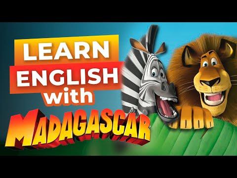 Fun English Lesson with Madagascar