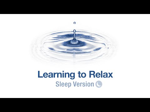 Free sleep hypnosis video self hypnosis to fall asleep fast self hypnosis learning to relax fall asleep version ccuart Images