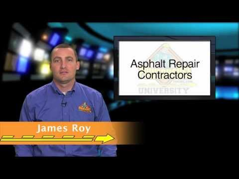 Asphalt Paving Video