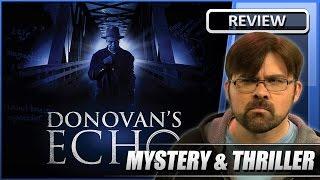 Nonton Donovan's Echo - Movie Review (2011) Film Subtitle Indonesia Streaming Movie Download