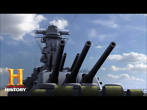 BIGGEST NAVAL BATTLE OF WWII (Part 1): The Battle of Leyte Gulf | Battle 360 | History