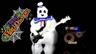 Download Lagu Happy Halloween by Marshmallow Man!! Ghostbuster's theme with bass! Stay Puft! Mp3