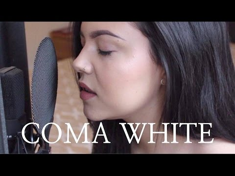 """Marilyn Manson  """"Coma White"""" Cover by Violet Orlandi"""