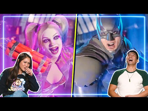Martial Artists REACT to FIGHTS from Injustice 2   Experts React