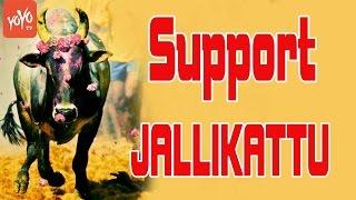 SUPPORT JALLIKATTU : Protest on JALLIKATTU issue in MARINA BEACH YOYO TV Tamil Subscribe Our YouTube Channel https://goo.gl/g7QunD Google+ https://goo.gl/O8N...