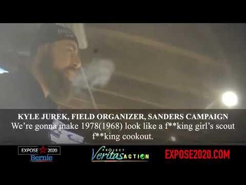 Kyle Jurek Field Organizer Sanders Campaign
