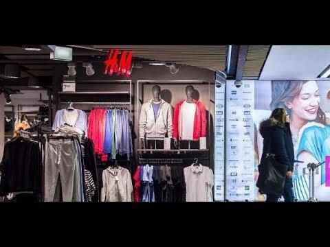 Modekette H&M wird Waren im Wert von 3,5 Milliarden E ...