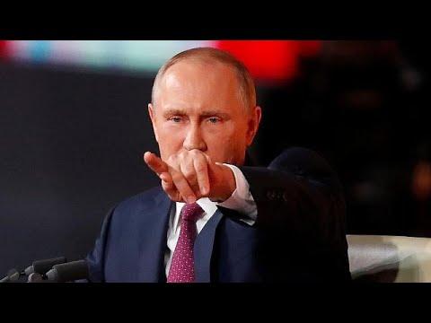 O Πούτιν για τη Ρωσία και τον… κόσμο