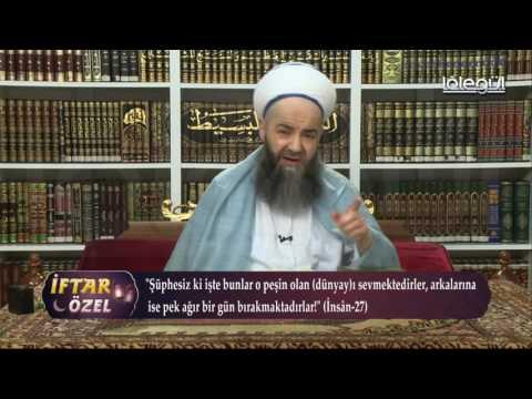 18 Haziran 2016 Tarihli İFTAR Sohbeti - Cübbeli Ahmet Hocaefendi