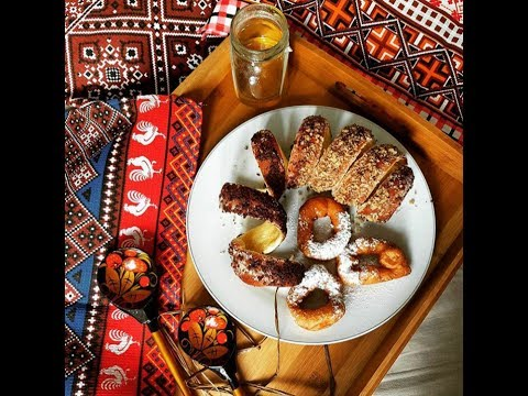 Dieta - PARIS STREET FOOD . The Kurtos Kalacs Sweet from Hungary, Romania and Transylvania