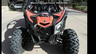 3. 2019 Can-Am® Maverick™ X3 X™ DS Turbo R