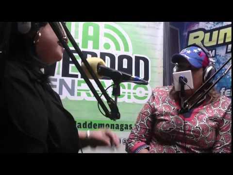 Entrevista a Yelitze Santaella en La Verdad en Radio