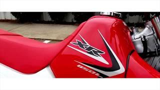 2. 2018 Honda XR650L