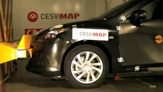 Bumper Test delantero Mazda 3